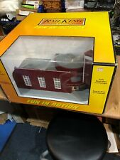 Gr. Rail King Trailways Bus Station 30-9070 Red New