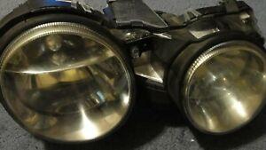 Jaguar S-Type 1999-08 Headlight Assembly Halogen RH 4R83 13005 w/new adjusters