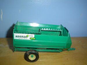 KEENAN Mech Fiber 365   farm toy. Britains