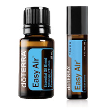 35%OFF doTERRA Easy Air 15ml & Touch 10ml Set Pure Essential Oil  Aromatherapy