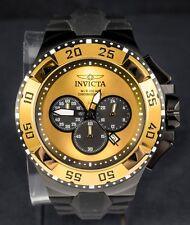 Invicta Men's 50mm Excursion Quartz Chronograph Silicone Strap Watch 23046