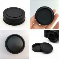 2*Rear Lens Cap For Sony E-mount Camera Rear Lens NEX3/5/6/7 A7 A7II A7R A6 E7H3
