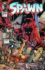 Spawn #36 Signed By Artist Greg Capullo