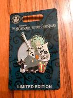 Disney LIMITED EDITION Tim Burton's Nightmare Before Christmas Pin