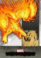 PHOENIX FORCE / Marvel Beginnings Series 1 BASE Trading Card #90