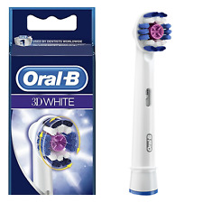 Braun Oral B 3D White Replacement Electric Toothbrush Head BUY 2 GET 1 FREE