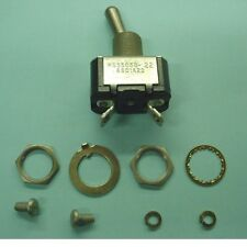 EATON 8801K22 Toggle Switch 115v 20a Mil Spec SPST 20M3079 MS35058-22 USA CUTHAM