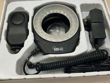 48 Led Macro Anillo luz de flash para cámara réflex digital