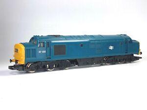 TRIANG HORNBY Class 37 BR Diesel Locomotive 37 130  OO Scale R751 8H22 Blue