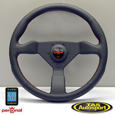 Nardi Personal NEO GRINTA Steering Wheel Black Leather 350mm 6497.35.2090