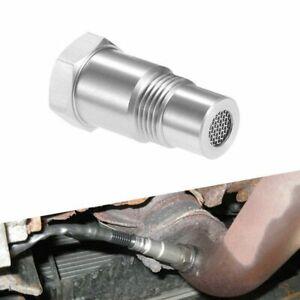 Oxygen O2 Sensor Spacer Adapter Bung Catalytic Converter Fix Check Engine Light