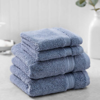 Lenox Holiday 4 Piece 100/% Cotton Hand Towel Set HOLLY /& RED BERRIES RTL$28