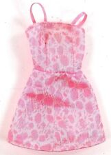 Barbie Clothes By Simba Pink Summer Dress w/Straps