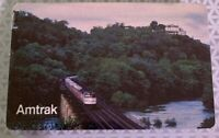 NEW SEALED LIMITED EDITION Amtrak Rail Scenery/Nature Playing Cards - 1 Deck