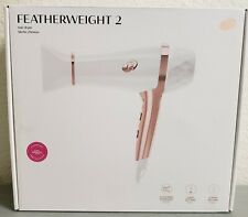 T3 Featherweight 2 Hair Dryer White Rose Gold