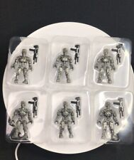 Mega Bloks Construx Terminator T-800 6 action figures