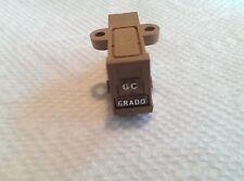 Grado GC Turntable Cartridge, Multi-Meter Tested, No Stylus
