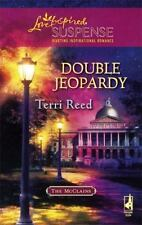 Double Jeopardy (The McClain Brothers, Book 2) (Steeple Hill Love Inspired Suspe
