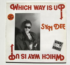 SYNDEE.........WHICH WAY IS UP....... MAXI 45