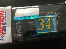 1:64 Action 2018 Michael McDowell #34 K-Love Ford Fusion