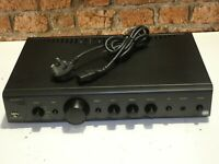 BOXED! Arcam Alpha 7R Vintage Hi Fi Use Integrated Stereo Amplifier + Mains Lead