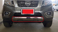 FRONT CLADDING CHROME FOR NISSAN FRONTIER NAVARA NP300 2014 - 2017