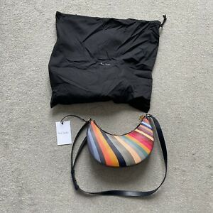 Paul Smith Swirl Leather Bag *Brand New*