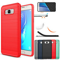 Shockproof Silicone Rubber Phone Case Cover Skin For Samsung Galaxy S7 /S7 Edge