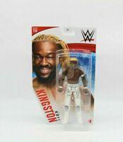 KOFI KINGSTON New Day WWE Mattel Basic Series 114 Wrestling Action Figure