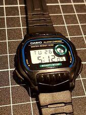 Vintage Casio SFX-10 Sports Chronograph Alarm Men Digital Watch