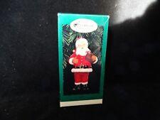 Hallmark Santa Claus 1996 Keepsake Ornament Christmas Collector Club