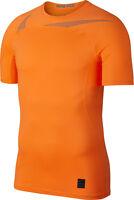 Nike Men's Pro Hypercool Fitted T-Shirt Sz L/XL Orange NWT