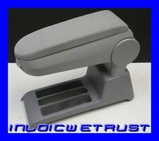 Accoudoir Central VW Polo 9N 9N2 9N3 (2001-2009) Tissu Gris