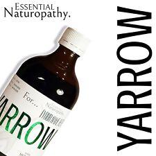 YARROW Liquid Extract Herbal Tincture (Achillea millefolium) ORGANIC
