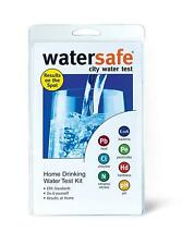 Watersafe Drinking Water Test Kit For Bacteria, Lead, Nitrates, Ph, Hardness,