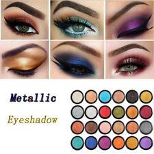PHOERA Makeup Metallic Matte Eyeshadow Palette Cosmetic Shimmer Glitter