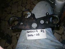 piastra forcella yamaha r1 2004 2005 2006