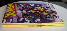 LOT DE 3 COMICS X-MEN CLASSIC 1 / 3 / 5  ETATS NEUFS