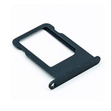 New Sim Card Tray Slot Holder Replacement Silver/Black Metal For iPhone 5 5S SE