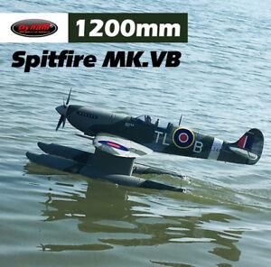 Dynam Supermarine spitfire MK.VB 1200mm Wingspan - BNP