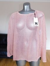 NWT M MISSONI LIGHTWEIGHT PONCHO, KAFTAN, COVER UP, TUNIC, ONE SIZE