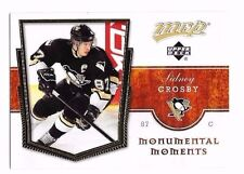 2007-08 Upper Deck MVP Monumental Moments Sidney Crosby