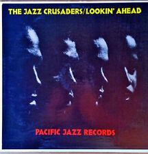 JAZZ CRUSADERS - LOOKIN' AHEAD - PACIFIC JAZZ - MONO LP - BLACK LABEL