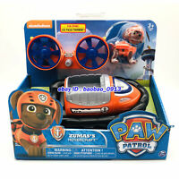 Nickelodeon PAW Patrol Dog Zumas's Hovercraft Model Vehicles Car Kids Toy Gift