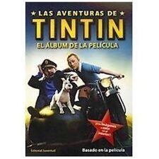 Tintin. el Album de la Pelicula  (ExLib) by Herg?; Tintin Paramount