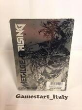 METAL GEAR SOLID RISING REVENGEANCE STEELBOX SHINKAWA INFERNO NEW XBOX 360