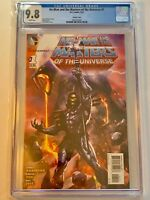 He-Man and The Masters of The Universe #1 Variant CGC 9.8 - Dave Wilkins MOTU