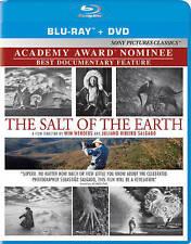 The Salt of the Earth (Blu-ray + DVD) Blu-ray