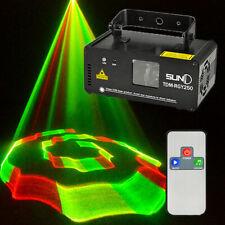 SUNY DJ Stage Lighting 3D Laser Light DMX 512 Control RGB 400 Party Disco Dance