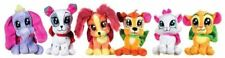 "Disney Glamour Pets 6"" Plush Cute Soft Toy NEW"